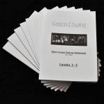 West Coast Swing, Notebook, book, West Coast Swing notebook