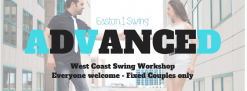 west coast swing, advanced, workshop
