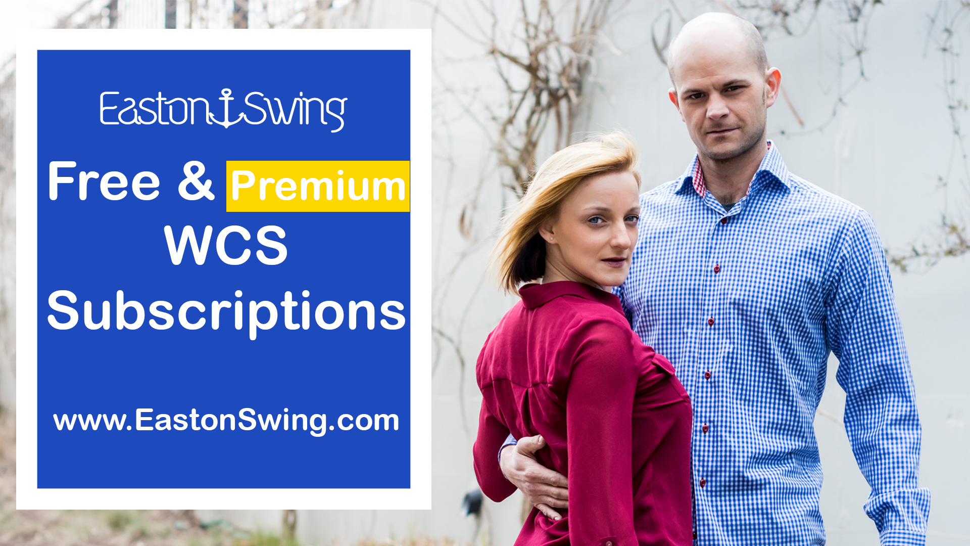EastonSwing free and premium subscriptions